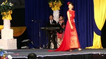 Becky Vaj Platform - Sacramento Hmong New Year Pageant 2014-2015 Pageant