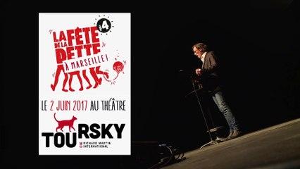 La Fête de la Dette se pointe à Marseille ! Teaser made in China !
