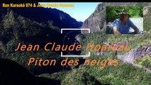 Jean Claude Hoareau - Piton des neiges