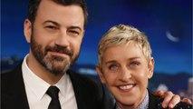 Ellen DeGeneres Fundraises For Children's Hospital To Honor Jimmy Kimmel