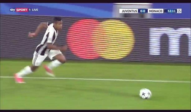 Mario Mandzukic Goal HD - Juventus 1-0 Monaco - 09.05.2017