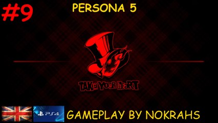 """""""Persona 5"""" """"PS4"""" - """"Gameplay"""" (9)"""