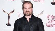 David Harbour of 'Stranger Things' in Talks to Star in 'Hellboy' Reboot | THR News