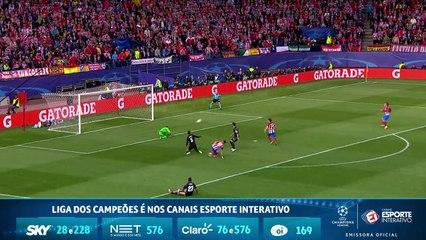 MILAGRE! Keylor Navas faz duas defesas e salva o Real Madrid de levar o terceiro gol