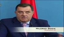 Politika predsjednika bh. entiteta Republika Srpska zasniva se na načelu po kojem je interes RS-a
