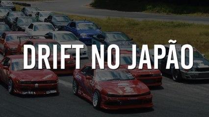 Drift no Japão - Webmotors