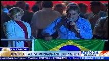 """""""Lula da Silva tiene la opción de quedarse callado o de mentir si así lo desea"""": Gustavo Segré, analista político sobre interrogatorio del expresidente brasileño"""