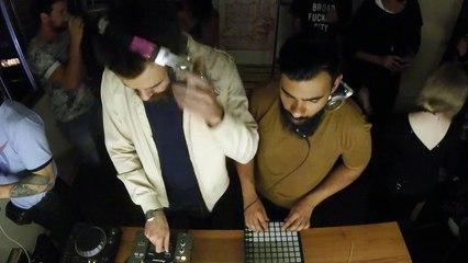Tenda DJ Set - Quarto/Fresta