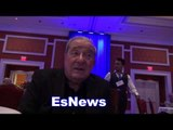 bob arum me and al haymon agreed on broner vs pacquiao - EsNews Boxing