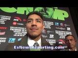JESSIE VARGAS REVEALS WHAT ERIK MORALES TOLD HIM ABOUT MANNY PACQUIAO - EsNews Boxing
