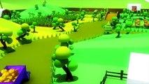 Monster lkw | Formation Und verwendet | Videos für Kinder | Kids Truck | 3D Cartoon | Mons