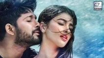 Duvvada Jagannadham New poster Shows Allu Arjun's Romantic Side
