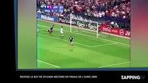 Sylvain Wiltord a 43 ans : Revivez son but en finale de l'Euro 2000 contre l'Italie (Vidéo)