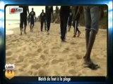 Lamb Académie  - Match de Foot à la plage - 24 Juin 2014