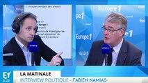 Législatives, Manuel Valls, futur gouvernement: Jean-Paul Delevoye répond aux questions de Fabien Namias