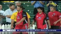 Top 5 Most Thrilling Finishes In Cricket History -- Unbelievable Finishes in Cricket -- Cricket Adda