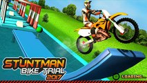 Stuntman Bike Trial 2017 - adventure game by Top TAP Games - Android Gameplay HD   DroidCheat   Android Gameplay HD