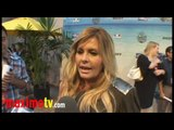 """Nicole Eggert Interview at """"COMEDY CENTRAL Roast of David Hasselhoff"""" August 1, 2010"""
