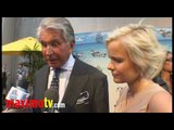"""George Hamilton Interview at """"COMEDY CENTRAL Roast of David Hasselhoff"""" August 1, 2010"""