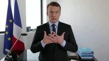 Emmanuel Macron veut remettre «l'Europe en marche»