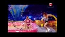 Mud Wrestling Women Battle It Out On Got Talent _ Got Talent Global-rD5