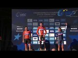 2016 UEC Cyclo-cross European Championships I Highlights Women Elite