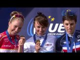 2016 UEC Road European Championships, Plumelec (Fra) – Highlights Women Elite/Under 23
