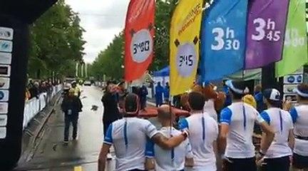 Au cœur du marathon de Genève