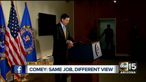 Former U.S. Attorneys in Arizona react to Trump's firing of James Comey