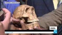 L'origine de l'homme, Homo Naledi à cotoyé l'Homo Sapiens en Afrique du sud