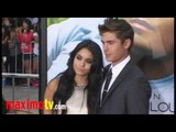 """Zac Efron and Vanessa Hudgens TOGETHER at """"CHARLIE ST. CLOUD"""" Premiere"""