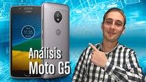 Análisis Motorola Moto G5