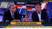 Mehmet Demirkol: Bu taraftar bizi kesecek ağabey...