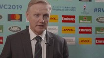 Reaction: Joe Schmidt of Ireland on the Rugby World Cup 2019 pool draw