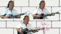 """Pink Floyd - Another brick in the wall - Guitar by """"lepitalugue"""""""
