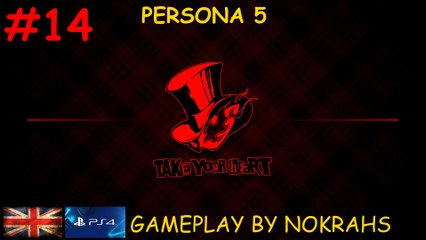 """""""Persona 5"""" """"PS4"""" - """"Gameplay"""" (14)"""