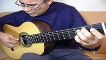 Minuet in G ( J S Bach )- Antonio Mello - Violão Clássico J M Santos