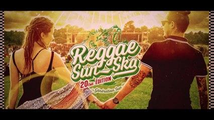 Generation Sun Ska - Harrison Stafford (Reggae Sun Ska festival)
