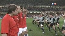 Moment d'histoire, la France fait face au Haka ( 2007 )