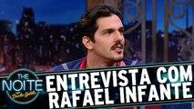 Entrevista com Rafael Infante