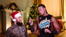 Enzo & Big Cass do some heavy improvising on their must-see reading of 'The Night