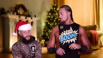 Enzo & Big Cass do some heavy improvising on their must-see reading of 'The Night Bef
