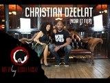 """Christian Dzellat, fondateur de Noir&Fier """"On demande le respect car la justice est avec nous""""."""