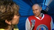 Vladimir Putin says Comey's firing a matter for U.S. government