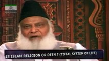 IS ISLAM RELIGION OR DEEN TOTAL SYSTEM OF LIFE - 161