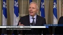 Jean-François Lisée sur le projet de triple alliance PQ-QS-CAQ