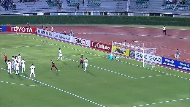 ACL [ムアントン・ユナイテッド 2-1 鹿島アントラーズ]