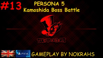 """""""Persona 5"""" """"PS4"""" - """"Gameplay"""" (13)"""