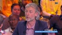 """Eurovision : Gilles Verdez a trouvé Marianne James """"nulle"""" aux commentaires de la demi-finale"""