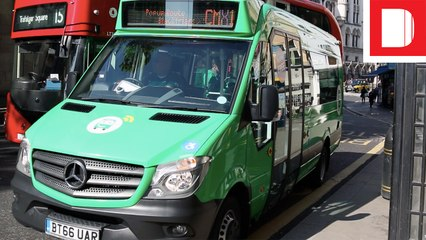 All Aboard Citymapper's First London Smartbus